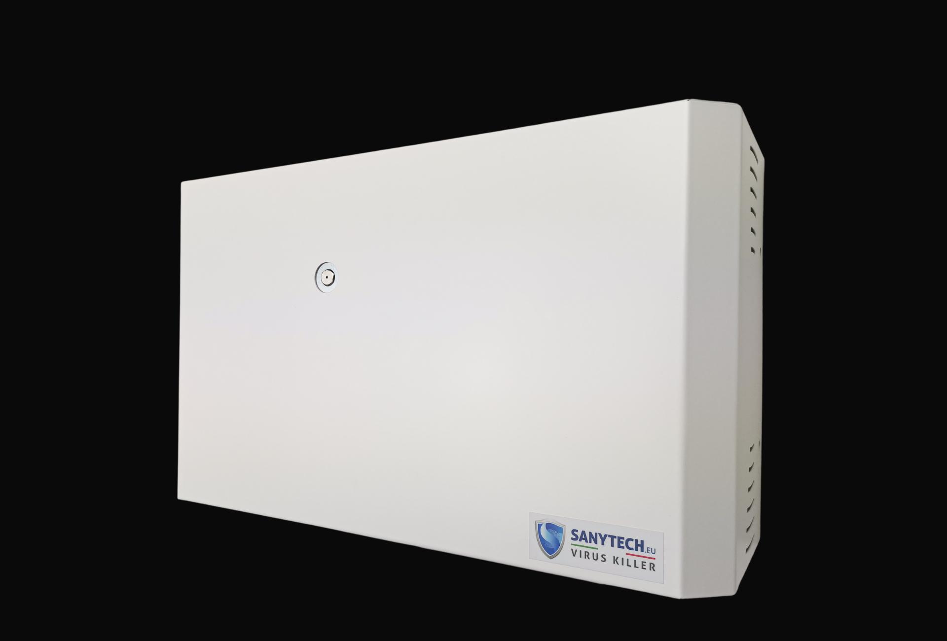 SX-100 sanificatore virucida battericida sanytech