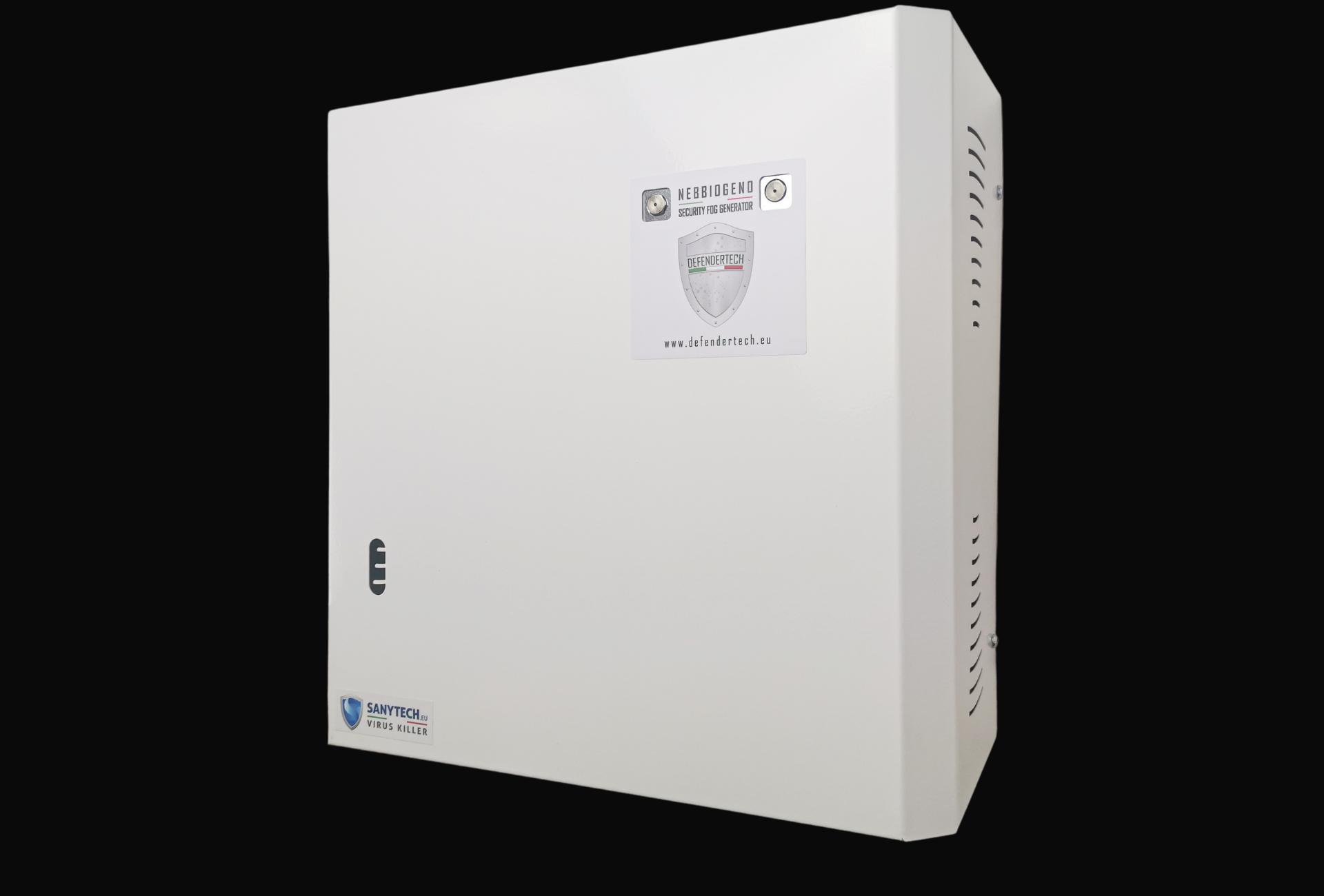 SX-200 sanificatore virucida battericida sanytech