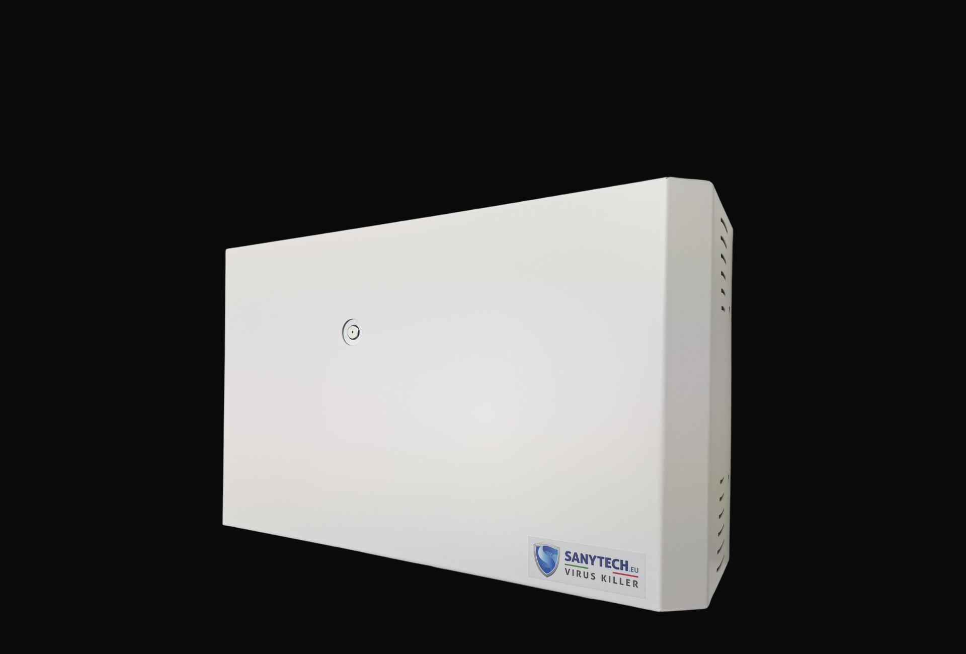 SX-50 sanificatore virucida battericida sanytech
