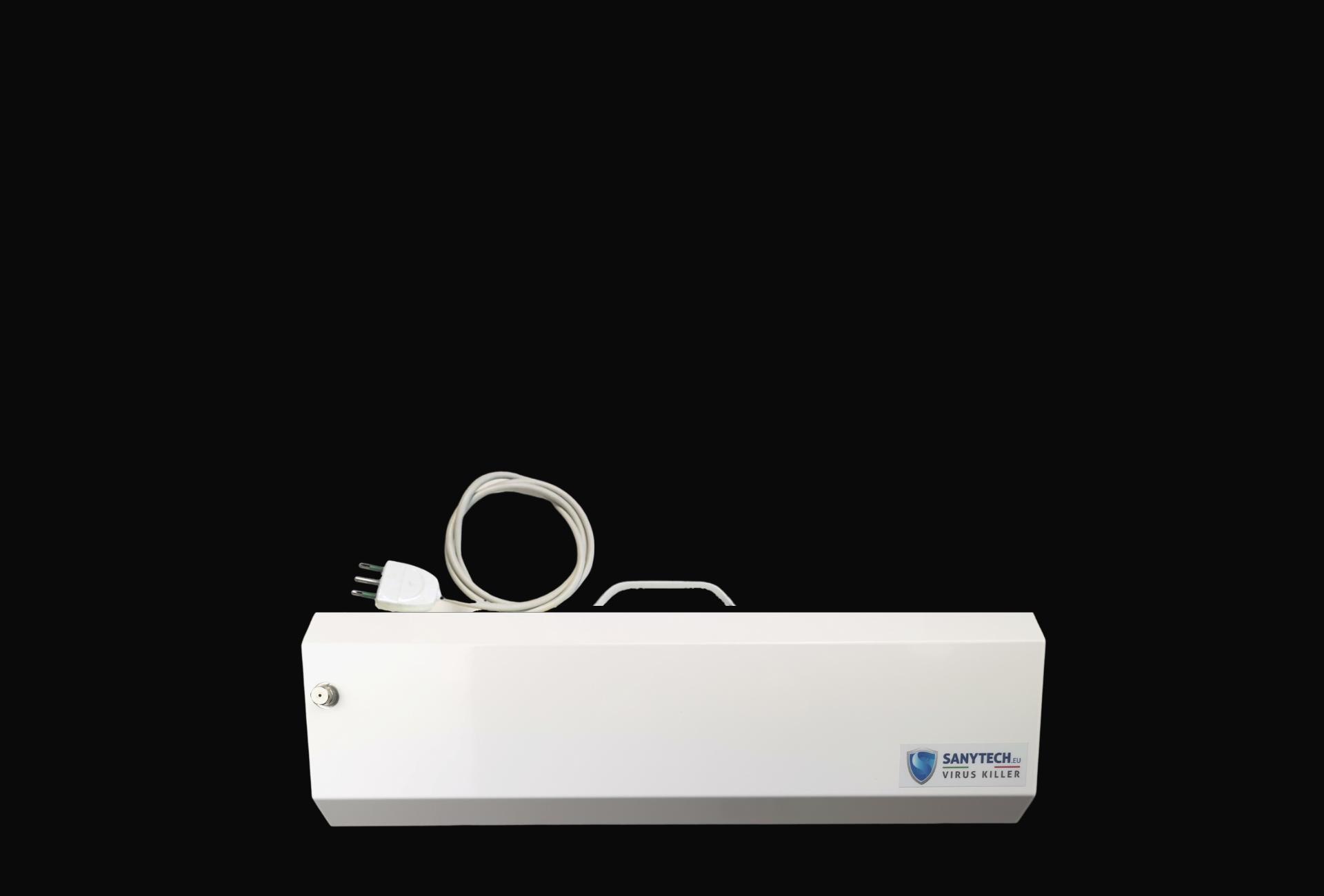 XS-25.TR sanificatore portatile sanytech