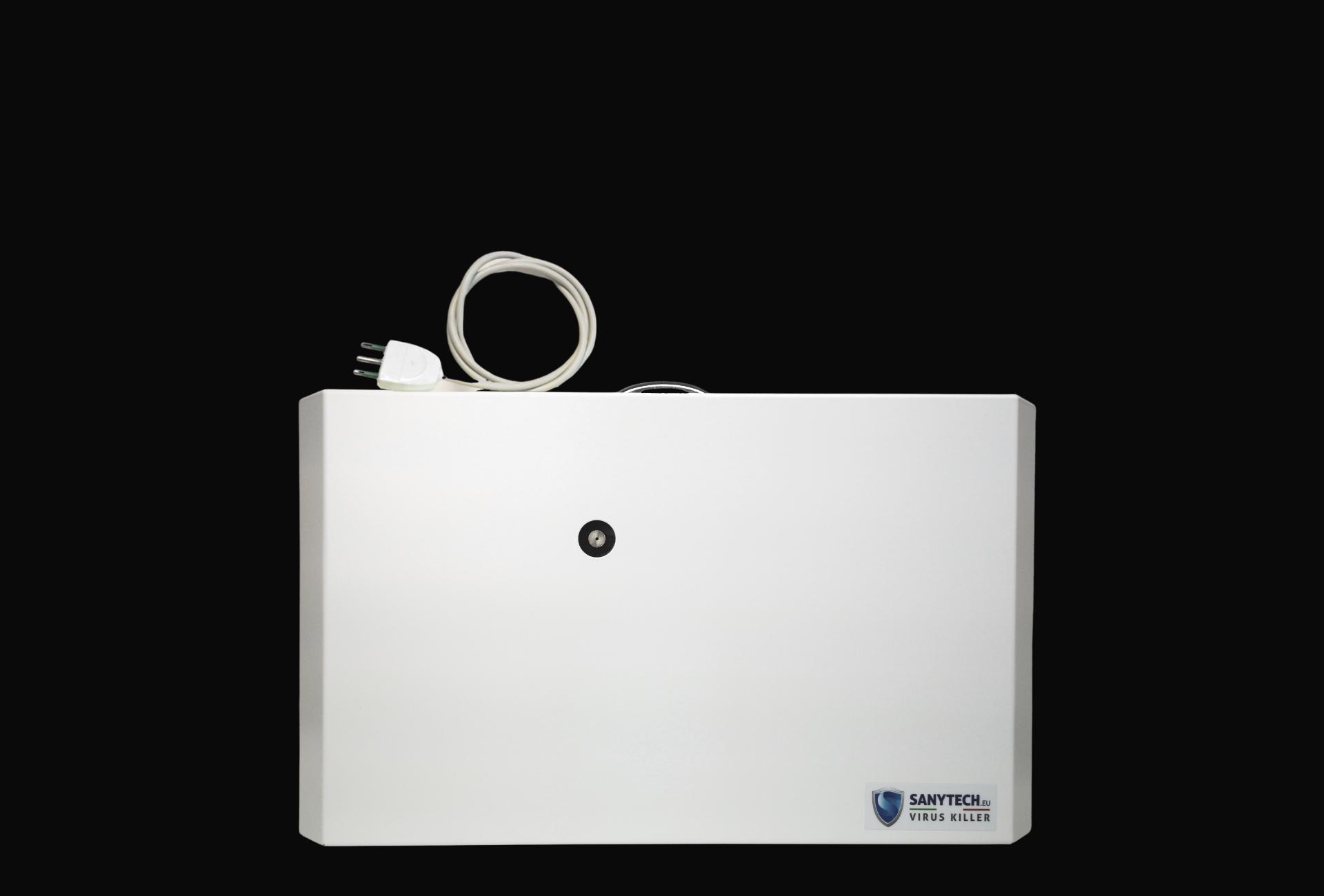XS-50.TR sanificatore portatile sanytech
