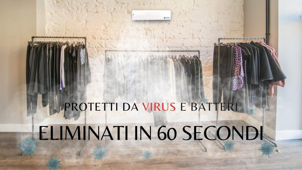 Protetti da virus e batteri
