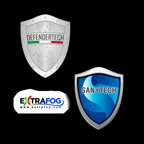 Logo defendertech 2021